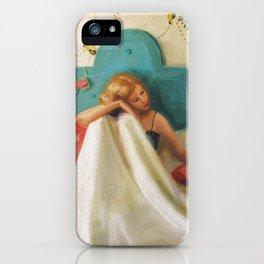 Goldfinch iPhone Case