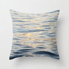 Liquid II Throw Pillow