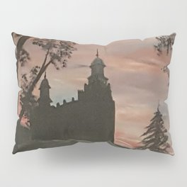 Oil of temple Pillow Sham