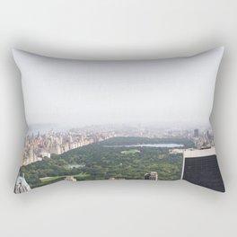 Central Park - New York City Rectangular Pillow