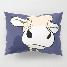 your friend 'Cow' Pillow Sham