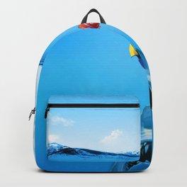 Shark Attack Nemo Backpack