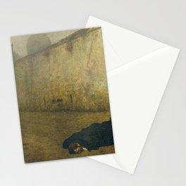 Jean-Léon Gérôme - The Execution of Marshal Ney (La Mort du Maréchal Ney) Stationery Cards