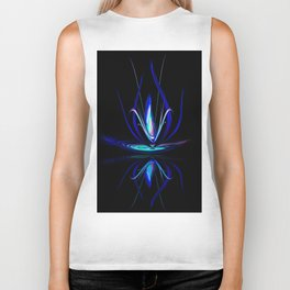 Abstract Perfection - Magical Light And Energy 100 Biker Tank