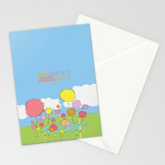 unless someone like you cares a whole awful lot Stationery Cards