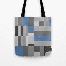 White Rock Blue Tote Bag