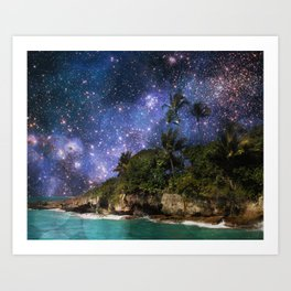 The Ultimate Canvas  Art Print