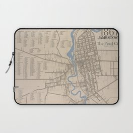 The Pearl City Laptop Sleeve