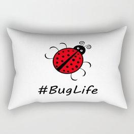 #BugLife (Ladybug) Rectangular Pillow