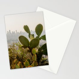 Runyon Canyon Opuntia Stationery Cards