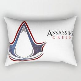 Assassins Creed - Space Rectangular Pillow
