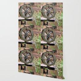 Water Wheel Wallpaper