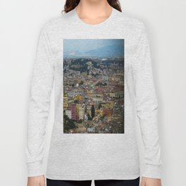 Napoli view Long Sleeve T-shirt