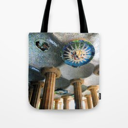 Gaudi Series - Parc Güell No. 2 Tote Bag