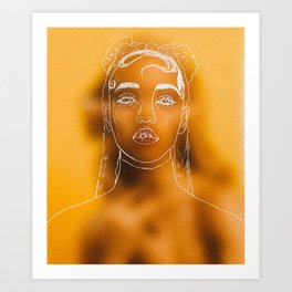 FKA Art Print