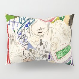 Collage 26 Pillow Sham
