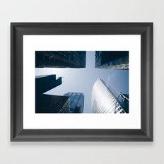 'Titans' Framed Art Print
