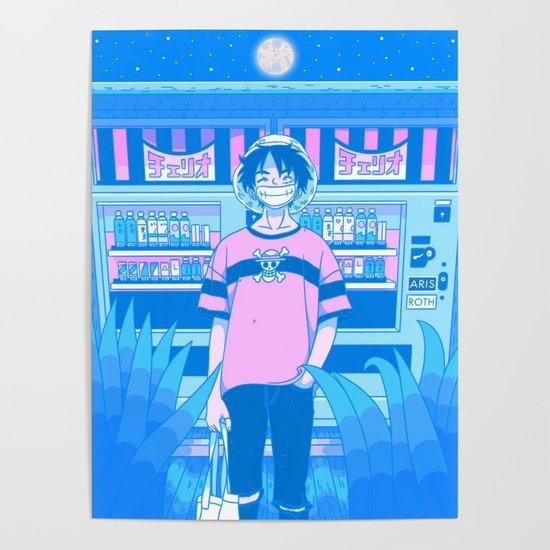 Tokyo BF w/ Nostalgic Anime Hero by arisroth