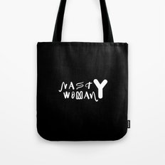 Nasty Woman — Many Tote Bag