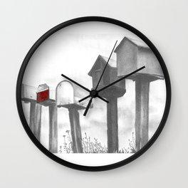 CHATTERBOX Wall Clock