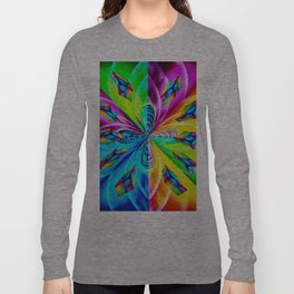 Abstract Perfection Long Sleeve T-shirt