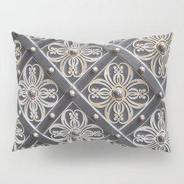 Metallic And Decorative - Grey Monochrome #decor #society6 #buyart Pillow Sham