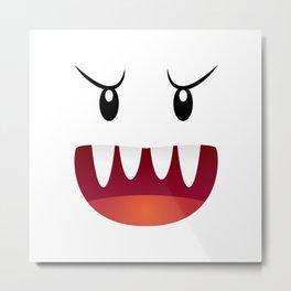 Boo! Metal Print