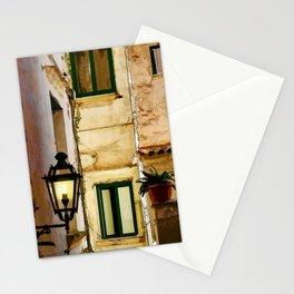 Amalfi Backstreet Stationery Cards