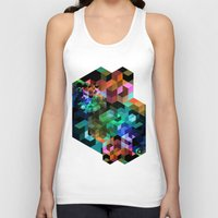 tetris Tank Tops featuring TETRIS by Creative Streetwear