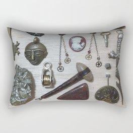 AlphaVariable Exploration Colleciton Rectangular Pillow