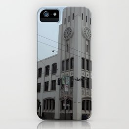 San Francisco Chronicle iPhone Case