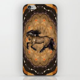 HORSE - Cherokee iPhone Skin