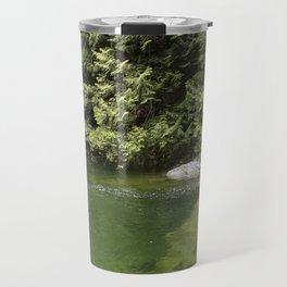 Waterhole in the Forest Travel Mug