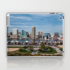 Baltimore Skyline Laptop & iPad Skin