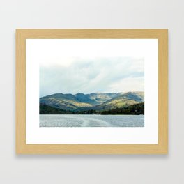 Lake District, England Framed Art Print