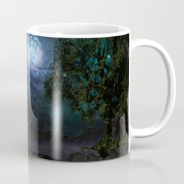 Break In The Storm Coffee Mug
