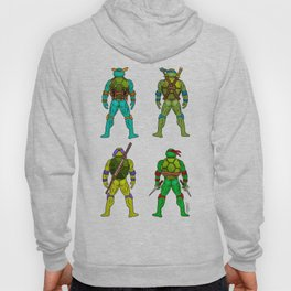 Superhero Butts - Turtles Hoody