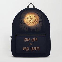 Jack O moon Backpack