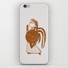 Valkyrie iPhone & iPod Skin