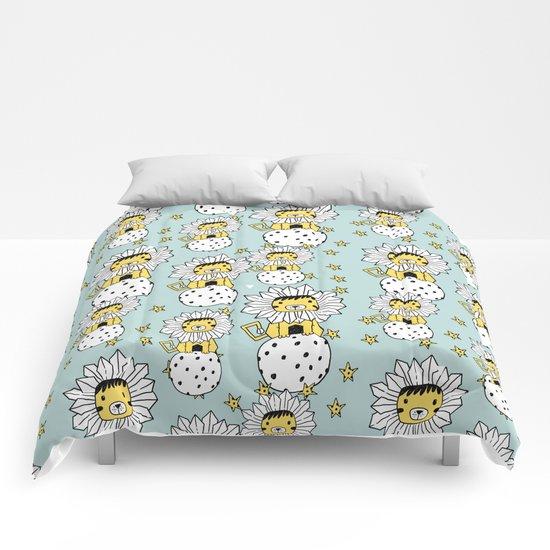 Circus Lionet Comforters