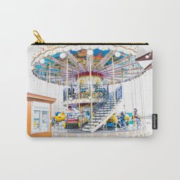 Merry-Go-Round in Paris Carry-All Pouch
