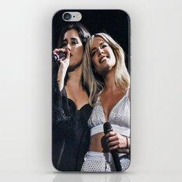 Halsey x Lauren Jauregui 2 iPhone Skin