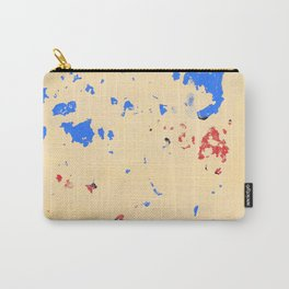 131. Destroy Yellow, Cuba Carry-All Pouch
