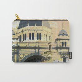 Exhibition Building Carry-All Pouch