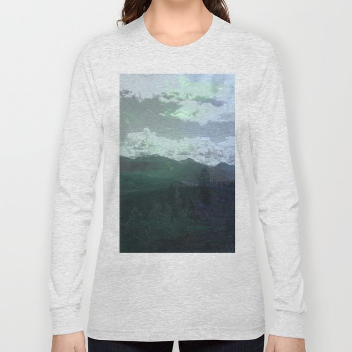 Moody Wanderer Long Sleeve T-shirt