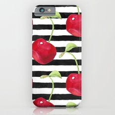 Cherry pattern Slim Case iPhone 6