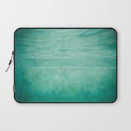 Aquatic Mosaic Laptop Sleeve