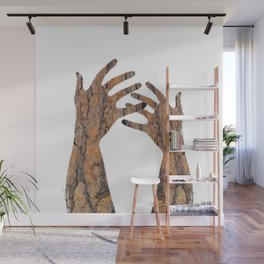 In Your Hands Wall Mural