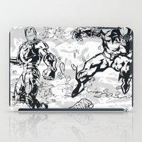 comics iPad Cases featuring Comics by Burg