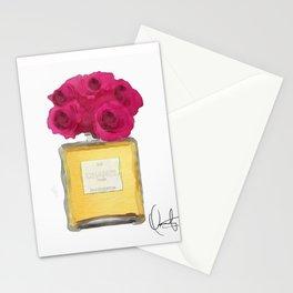 EAU DE PARFUM V.2 Stationery Cards